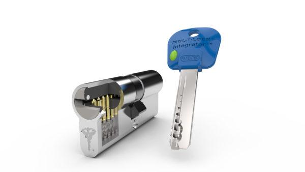 KUDERA klíčové systémy - oboustranná vložka - integrator