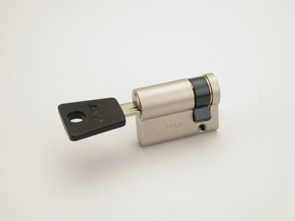 KUDERA klíčové systémy - půlvložky, jednostranné vložka - 7x7