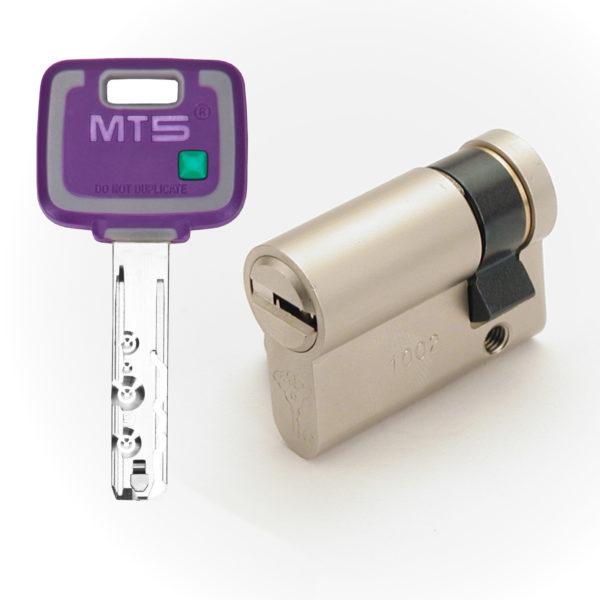 KUDERA klíčové systémy - půlvložka jednostranná - MT5