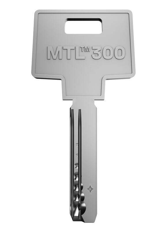 KUDERA klíčové systémy MTL300