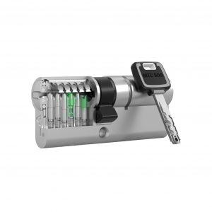 KUDERA klíčové systémy - oboustranná vložka - MTL800 - MT5+