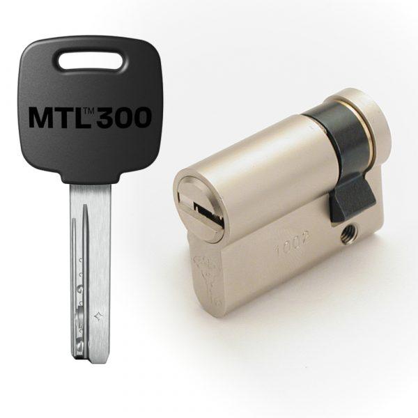 KUDERA klíčové systémy půlvložka MTL300