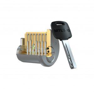 KUDERA klíčové systémy schránkový zámek MTL300