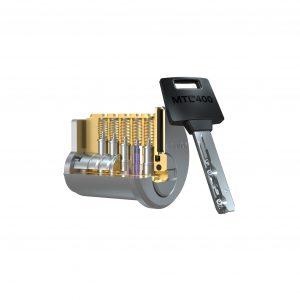 KUDERA klíčové systémy - schránkový zámek- MTL400 - ClassicPro