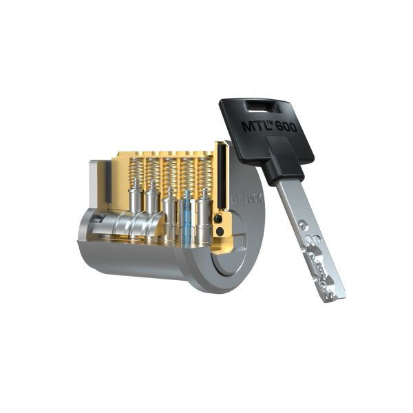 KUDERA klíčové systémy - schránkový zámek- MTL600 - Interactive+